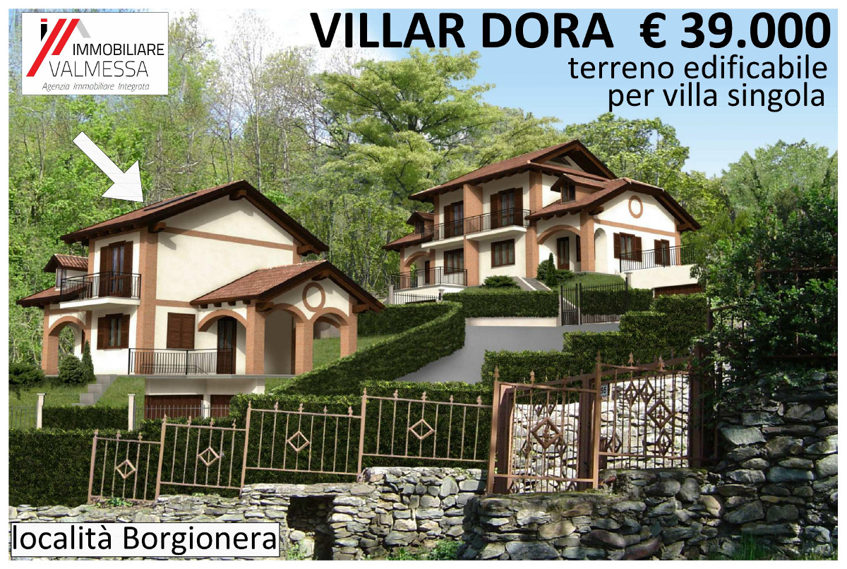 terreno edificabile Villar Dora